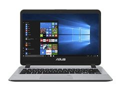 Asus Vivobook X407UA-BV345T Laptop (7th Gen Ci3/ 4GB/ 1TB/ Win10)