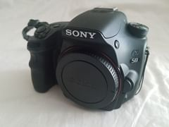 Sony SLTA58 20.1MP Digital SLR Camera (Body Only)