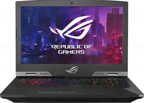 Asus ROG G703 G703GXR-EV078R Gaming Laptop (9th Gen Core i9/ 32GB RAM/ 1TB SSHD + 512GB SSD/ Windows 10 Professional/ 8GB Graph)