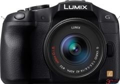 Panasonic Lumix DMC-G5K Mirrorless with 14-42mm Lens