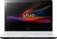 Sony VAIO Fit 15E SVF15318SN Laptop (4th Gen Ci5/ 4GB/ 500GB/ Win8/ 1GB Graph)