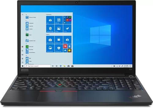 Lenovo ThinkPad E15 20TDS0GA00 Laptop (11th Gen Core i5 / 8GB/ 512GB SSD/ Win10 Home)