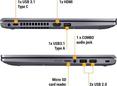 Asus VivoBook 15 (2020) M515DA-EJ511T Laptop (AMD Ryzen 5/ 8GB/ 512GB SSD/ Win 10)