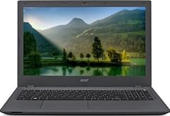 Acer Aspire E5-573-30KU Laptop (5th Gen Ci3/ 8GB/ 1TB/ Linux) (NX.MVHSI.056)