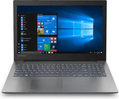 Lenovo Ideapad 330 Laptop vs Lenovo Ideapad 330 81DE00F4IN Laptop