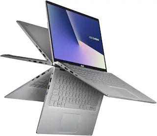 Asus ZenBook Flip 14 UM462DA-AI501TS Laptop (AMD Quad Core R5/ 8GB/ 512GB SSD/ Win10)
