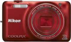 Nikon Coolpix S6600 Point & Shoot