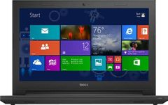 Dell Inspiron 15 3543 Laptop (4th Gen Intel CDC/ 4GB/ 500GB/ Win8.1)