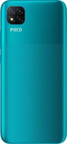 Poco C3 (4GB RAM + 64GB)