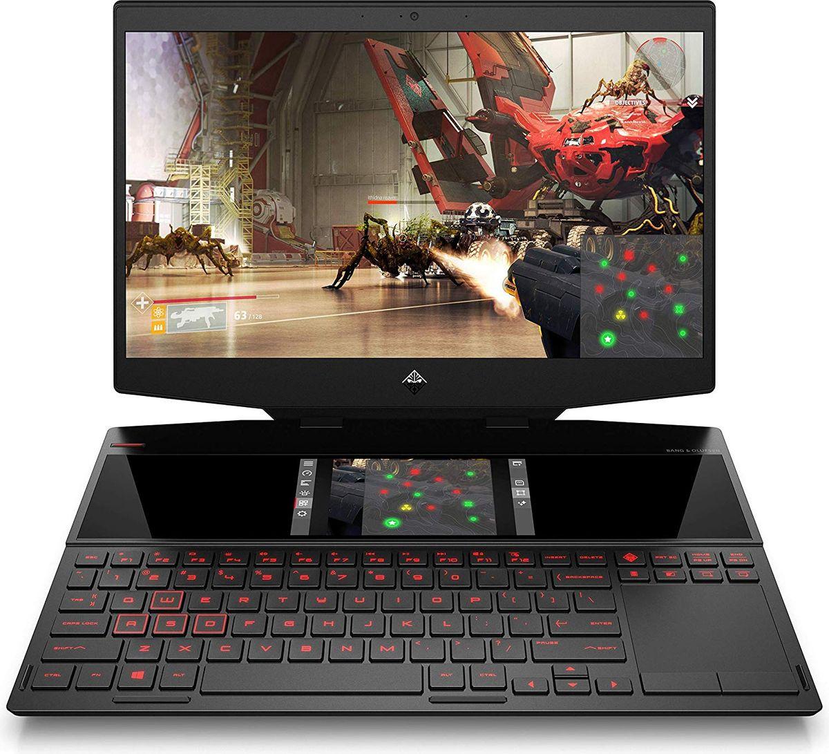 HP Omen X 2S 15-dg0020tx (7QZ53PA) Laptop (9th Gen Core i7/ 16GB/ 256GB  SSD/ Win10/ 8GB Graph)