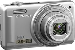 Olympus Vr-320 (Silver, 4.2 - 52.5mm (24 - 300mm equivalent in 35mm photography))