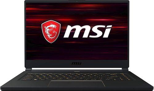 MSI GS65 Stealth 9SF-635IN Laptop (9th Gen Core i7/ 16GB/ 1TB SSD/ Win10/ 8GB Graph)