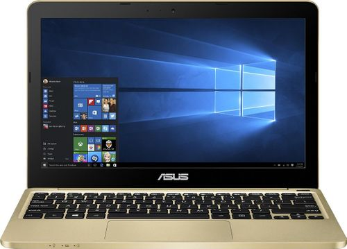 Asus X205TA-FD0076TS Notebook (4th Gen Atom Quad Core/ 2GB/ 32GB EMMC/ Win10)