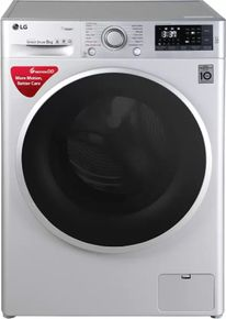 LG FHT1408SWL 8 kg Fully Automatic Front Loading Washing Machine