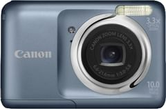 Canon Powershot A800 Point & Shoot
