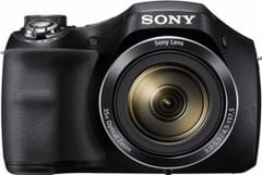 Sony Cyber-shot DSC-H300 20.1MP Digital Camera