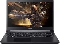 Asus TUF Gaming FX505DT-AL106T Laptop vs Acer Aspire 7 A715-75G Laptop