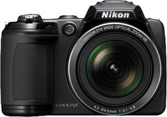 Nikon Coolpix L310 Point & Shoot