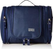 Kuber Industries Fabric 48 cms Blue Toiletry Bag (KS163)