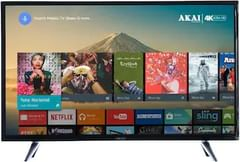 Akai AKLT43-DNI43SV 43-inch Full HD Smart LED TV