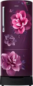 Samsung RR24R285ZCR 230 L 3-Star Direct Cool Single Door Refrigerator