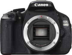 Canon EOS 600D SLR (Body Only)