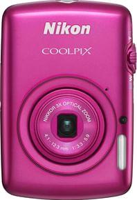 Nikon COOLPIX S01 10.1MP Digital Camera