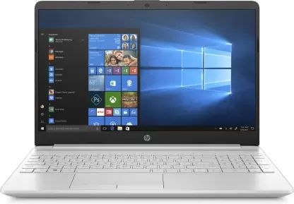 HP 15s-du0120tu Laptop (8th Gen Core i3/ 4GB/ 1TB 64GB SSD/ Win10)
