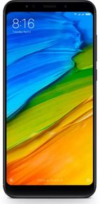 Xiaomi Redmi Note 5 (3GB RAM + 32GB) vs Xiaomi Redmi 5 (3GB RAM + 32GB)