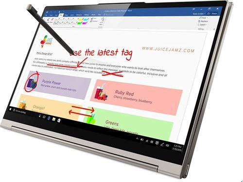 Lenovo Yoga C940 Laptop (10th Gen Core i7/ 16GB/ 1TB SSD/ Win10)