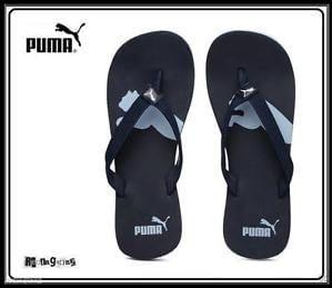 c05bb2bfe95b Puma Atlanta Blue Slippers
