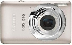 Canon IXUS 115 HS Point and Shoot Camera