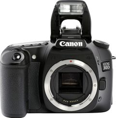 Canon EOS 30D 8.2MP DSLR Camera (Body Only)