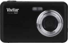 Vivitar T027 12.1MP 4X Zoom Digital Camera