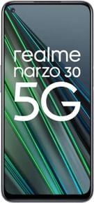 Realme Narzo 30 5G (4GB RAM + 64GB) vs Xiaomi Redmi Note 10T 5G