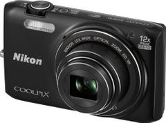 Nikon Coolpix S6800 Point & Shoot
