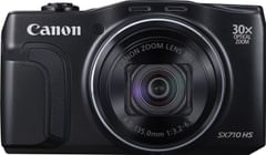 Canon SX710 HS (Body with SAL 18-55mm Lens)