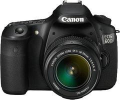 Canon EOS 60D SLR (Kit EF-S 18-55mm)