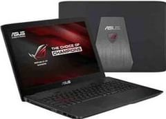 Asus GL552JX-DM291D ROG Series Laptop (4th Gen Intel Ci7/ 4GB/ 1TB/ FreeDOS/ 4GB Graph)