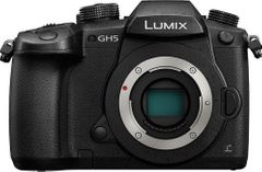 Panasonic Lumix DC-GH5 20.3 MP Mirrorless Camera (Body Only)