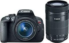 Canon EOS Rebel T5i 18MP DSLR Camera (EF-S 18-55mm STM + 55-250mm + 75-300mm Lens)