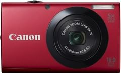 Canon A3400 16.0 MP Digital Camera