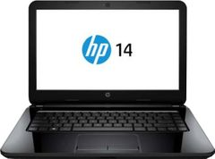 HP 14-r113TU (K8T87PA) Notebook (1st Gen CDC/ 2GB/ 500GB/ Win8.1)