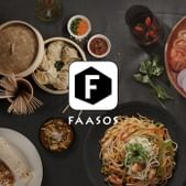 Flat Rs. 175 Cashback (100 in Faasos + 75 in Freecharge)