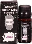 Angry Young Man BEARD OIL Hair Oil  (30 ml)
