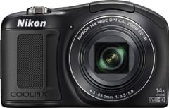 Nikon Coolpix L620 Point & Shoot Camera