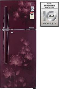 LG GL-D292JSFL 258 L Double Door Refrigerator
