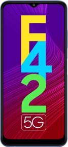 Samsung Galaxy F42 5G (8GB RAM + 128GB) vs Motorola Edge 20 5G