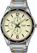 Casio Men's Watches: FLAT 50% OFF + Extra 10% Bank OFF