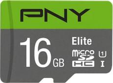 PNY 16GB Class 10 Micro SD Memory Card (PFUD0161U1R100-BR20)